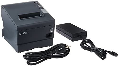 Read more about the article TM-T88V Direct Thermal Printer – Monochrome – Dark Gray Receipt Print