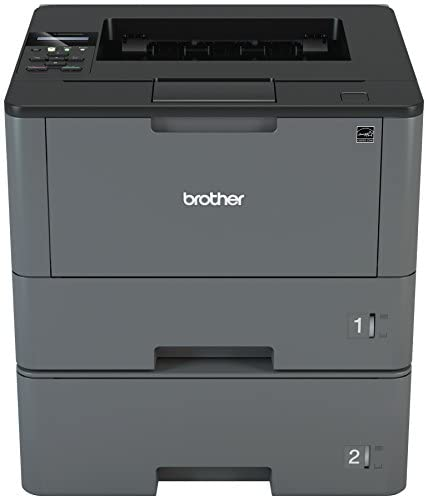 Read more about the article Brother Monochrome Laser Printer, HL-L5200DWT, Duplex Printing, Wireless Networking, Dual Paper Trays, Mobile Printing, Amazon Dash Replenishment Ready