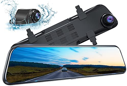Read more about the article Kingslim DL12 Pro 4K Mirror Dash Cam, 12″ Front and Rear Dash Camera for Cars with Dual Sony Sensor, GPS Tracking, Super Night Vision, Waterproof Backup Camera and Parking Assistant