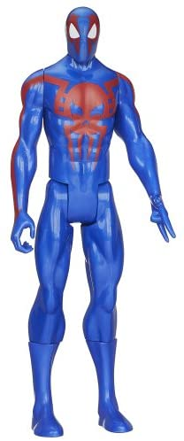 Read more about the article Marvel Ultimate Spider-Man Titan Hero Series Spider-Man 2099 Figure – 12 Inch