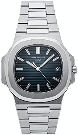 Read more about the article Patek Philippe Nautilus Mechanical(Automatic) Blue, Black Dial Watch 5711/1A-010 (Pre-Owned)