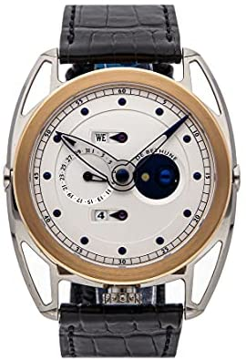 Read more about the article De Bethune DB26 Manual Wind Silver Dial Watch DB26RS1 (Pre-Owned)