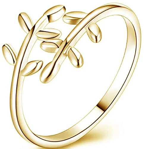 Read more about the article Stainless Steel Tree Leaf Style Statement Promise Anniversary Ring