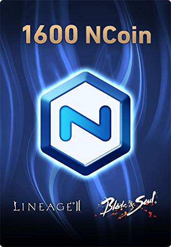 Read more about the article NCSoft NCoin 1600 [Online Game Code]