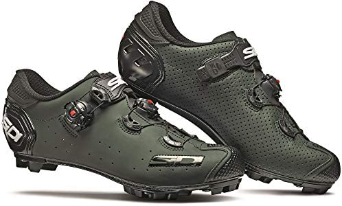 Read more about the article Sidi Jarin Cycling Shoe – Men's Olive Green