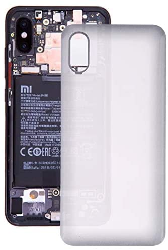 Read more about the article Standard Cellphone Accessories Battery Back Cover Compatible with Xiaomi Mi 8 Explorer Recommended Professional Instal Mobile Phone Parts