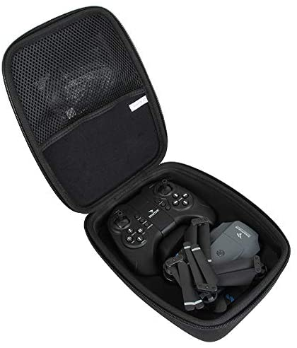 Read more about the article Hermitshell Hard Travel Case for SNAPTAIN A15H / A15 Foldable FPV WiFi Drone