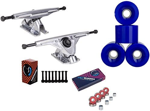 Read more about the article Cal 7 Silver 10.75 Inch Trucks, Wheels, Bearings