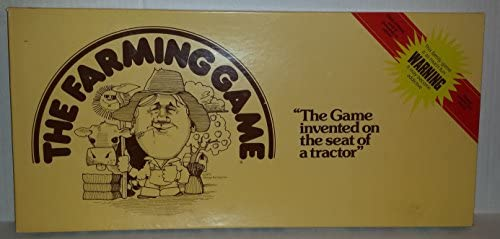 Read more about the article The Farming Game 1979 Educational Board Game