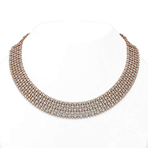 Read more about the article 66 ctw Diamond Designer Necklace 18K