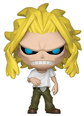 Read more about the article Funko POP! Animation: My Hero Academia – All Might Collectible Figure, Multicolor