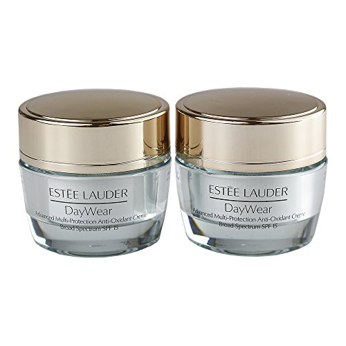 Read more about the article Estee Lauder Daywear Advanced Multi-protection Anti-oxidant Creme SPF 15 (Set Two of 0.5 Oz/15ml=1.0 Oz)