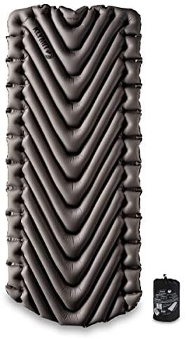 Read more about the article KLYMIT STATIC V LUXE Sleeping Pad, Extra Wide (30 inches), Best Camping Gear for Car Camping, Travel, and Backpacking