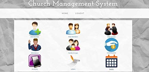 Read more about the article Church Membership and Presentation Maker Software; All in One Church Management Software; Church Facilities, Office, Bookkeeping and Finances Administration Software; 5 User License (WIN AND MAC)