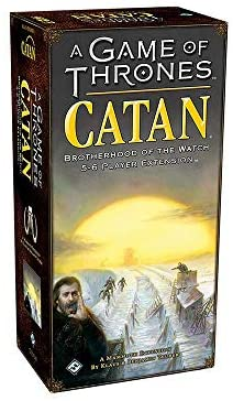 Read more about the article A Game of Thrones CATAN Board Game EXTENSION allowing a total of 5 to 6 Players for the Game of Thrones CATAN Board Game | Family Board Game | Board Game for Adults and Family | Made by Catan Studio