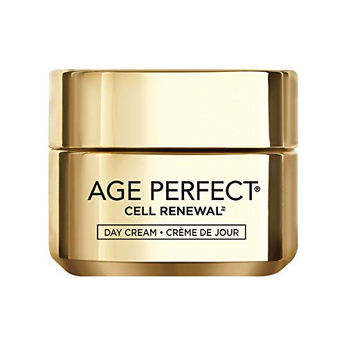 Read more about the article L'Oreal Paris Skincare Age Perfect Cell Renewal Skin Renewing Day Cream with SPF 15, Face Moisturizer with Salicylic Acid to Stimulate Surface Cell Turnover for Visibly Radiant & Vibrant Skin, 1.7 oz