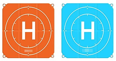Read more about the article JRUIAN Drone Landing pad for DJI for FPV,Apply to for DJI Drone Landing Pad Foldable Parking Apron 50cm Drone Universal Pad Waterproof for DJI for FPV Combo Accessories
