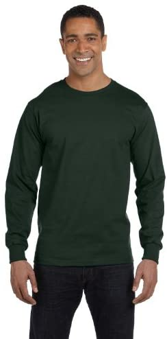 Read more about the article Hanes Mens Beefy-T 100% Cotton Long Sleeve T-Shirt