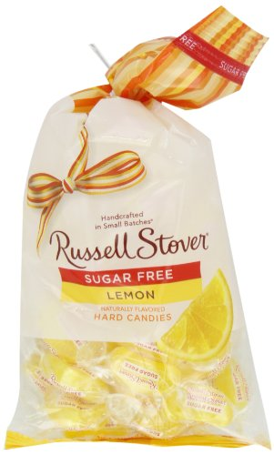 Read more about the article Russell Stover Sugar Free Lemon Hard Candies, 12-Ounce Bags (Pack of 3)