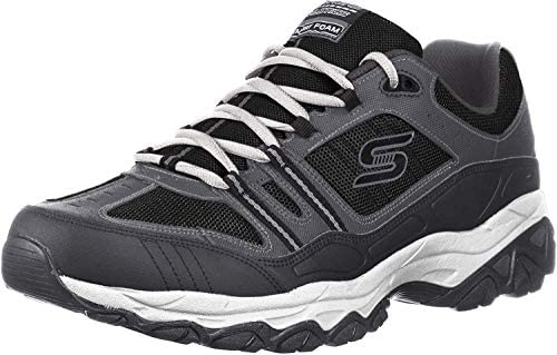 Read more about the article Skechers Men's After Burn Memory Fit – Strike Off Lace-Up Sneaker