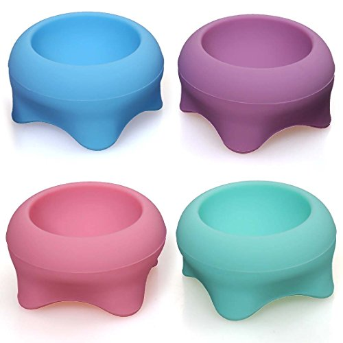 Read more about the article BMC 4pc Silicone Holders for Cosmetic Blender Makeup Sponges – CosmeCup