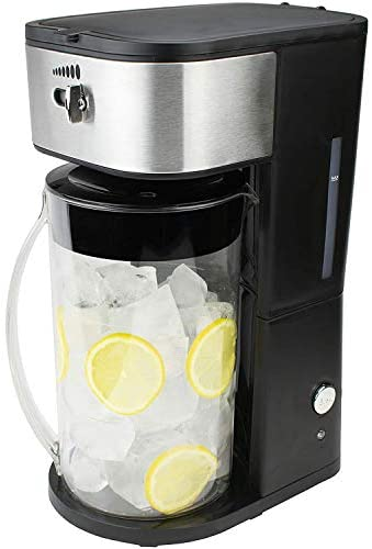 Read more about the article Iced Tea & Iced Coffee Maker with Strength Selector and 64 Oz Capacity Pitcher