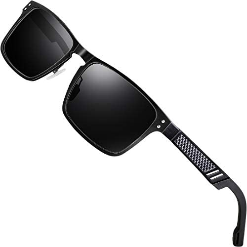Read more about the article ATTCL Polarized UV Protection Fishing golf Driving Sunglasses for Men Al-Mg Metal Frame Ultra Light