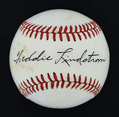 Read more about the article Exceptional Fred Lindstrom Single Signed Autographed ONL Baseball Giants JSA LOA – Autographed Baseballs