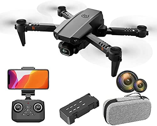 Read more about the article Drone with 4K UHD Camera for Adults, Foldable GPS Quadcopter with Brushless Motor, Auto Return Home, Follow Me, Includes Carrying Double-1