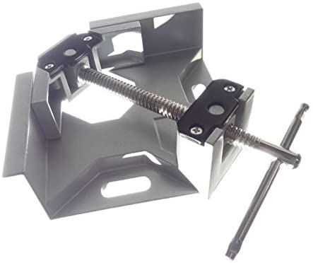 Read more about the article Tech Corner Clamp, Right Angle, 90 Degree, Adjustable Vise, Perfect for Woodworking, Cabinet Framing, Picture Frame, Aquarium, Workshop