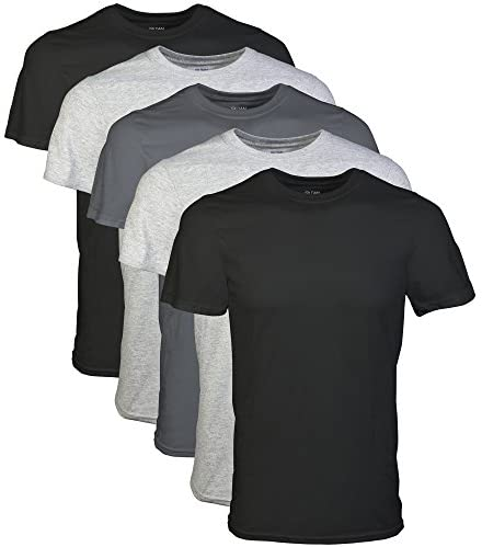 Read more about the article Gildan Men's Crew T-Shirts, Multipack