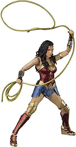 Read more about the article Wonder Woman (WW84) – Bandai Tamashii Nations S.H. Figuarts