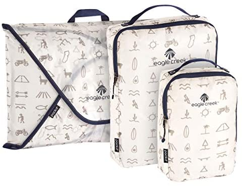 Read more about the article Eagle Creek Specter Packing Cubes, Cali Hiero, (S/M/Folder)