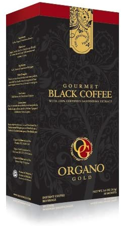 Read more about the article Organo Gold Gourmet Black Ganoderma Coffee (1 Box of 30 Sachets)