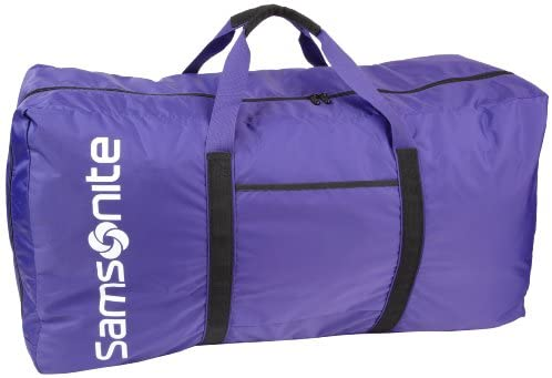 Read more about the article Samsonite Tote-A-Ton 32.5-Inch Duffel Bag, Purple