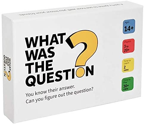 Read more about the article What Was the Question? The How Well Do You Know Me Party Game