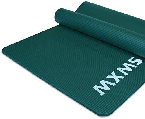 Read more about the article YUREN Extra Wide Yoga Mat for Men, Large Exercise Mat 72″x35″x15mm Thick Home Workout Mat High Density with Carrying Strap
