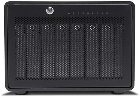 Read more about the article OWC ThunderBay 8 RAID 5 Edition 32TB Enterprise HDD 8-Bay External Drive w/Dual Thunderbolt 3 Ports