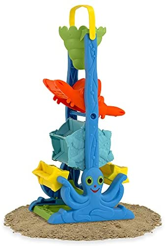 Read more about the article Melissa & Doug Seaside Sidekicks Sand-and-Water Sifting Funnel