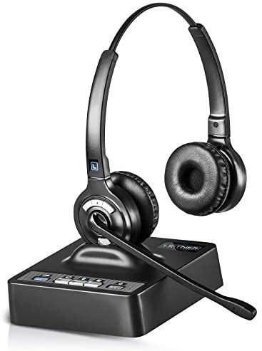 Read more about the article Leitner OfficeAlly LH375 3-in-1 Bluetooth Wireless Office Headset – Works with Your Cell Phone, Computer, and Office Phone
