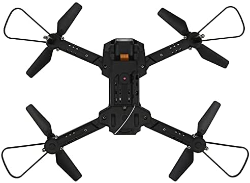 Read more about the article Jeankak Portable Mini Drone, Ultralight and Foldable Drone Quadcopter with Double 4K High Definiton Camera, Aerial Photo Fixed Height Quadrotor Equipment for Beginners