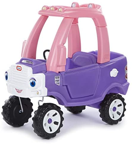 Read more about the article Little Tikes Princess Cozy Truck, Pink Truck