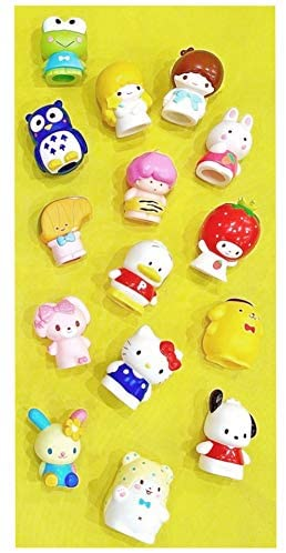 Read more about the article Sanrio Characters Finger Puppets Mystery Box Collectable 5-PC Set Randomly Picked (Series 2)