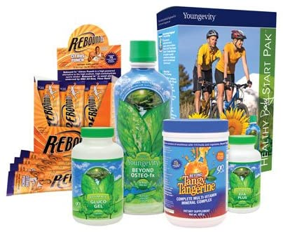 Read more about the article Healthy Body Athletic Pak – Original – 3 Kits