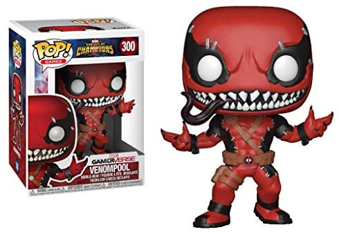 Read more about the article Funko POP! Games: Marvel – Contest of Champions – Venompool Collectible Figure, Multicolor, Standard