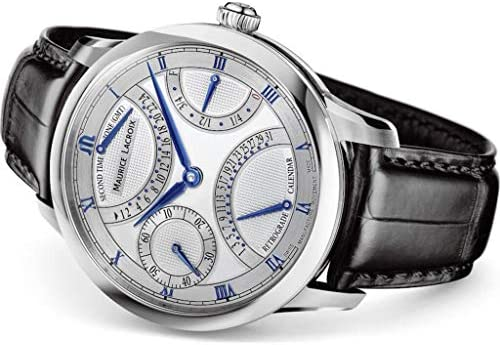 Read more about the article Maurice Lacroix Masterpiece Triple Retrograde – White