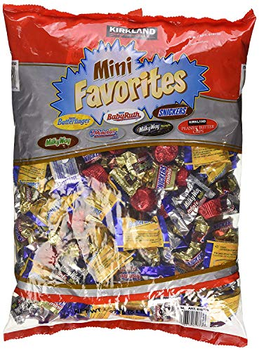 Read more about the article Chocolate Mini Favorites Candies 5 lb Bag – PACK OF 3