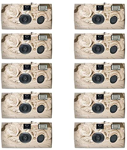 Read more about the article 10 Pack – Disposable Camera for Weddings – 35mm Film, Single-use Film Cameras