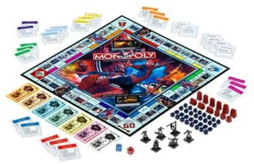 Read more about the article Monopoly: Spider-Man