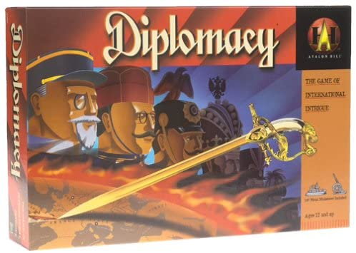 Read more about the article Diplomacy Board Game